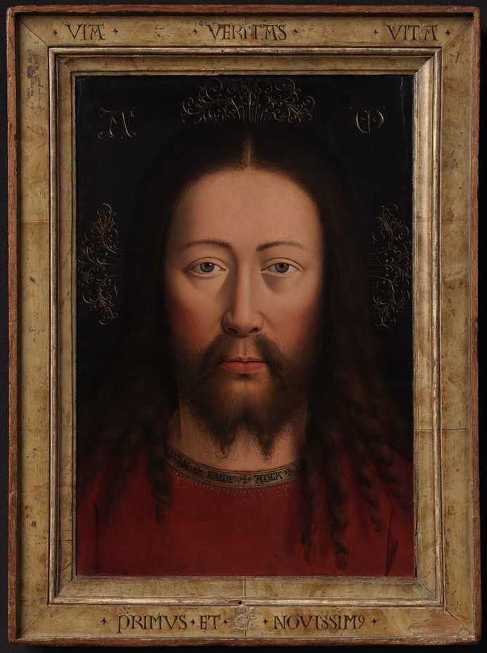 Biblical art by Jan van Eyck - 1