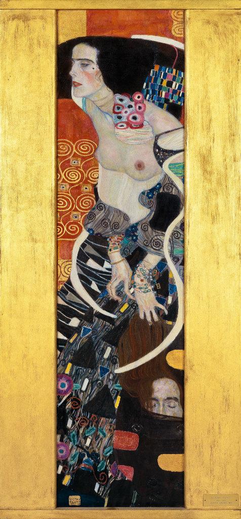 Gustav Klimt: Judith II (Salome)