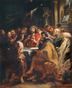 Peter Paul Rubens: The Last Supper