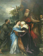 Jan Lievens: The Visitation