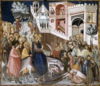 Pietro Lorenzetti: Entry into Jerusalem