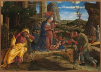 Andrea Mantegna: Adoration of the Shepherds