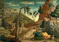 Andrea Mantegna: Agony in the Garden (San Zeno)