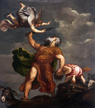 titian abraham and isaac