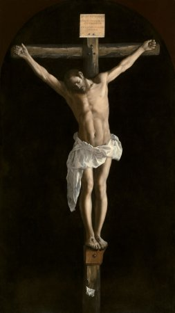 francisco de zurbarán christ on the cross