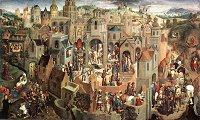 Hans Memling: Scenes from the Passion of Christ