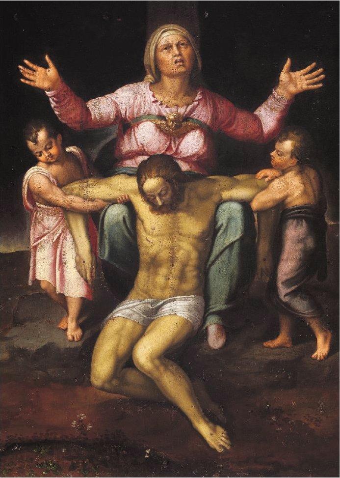 Michelangelo Buonarroti Pieta Michelangelo Buonarroti Piet