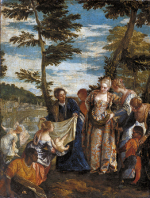 Paolo Veronese: Moses Found