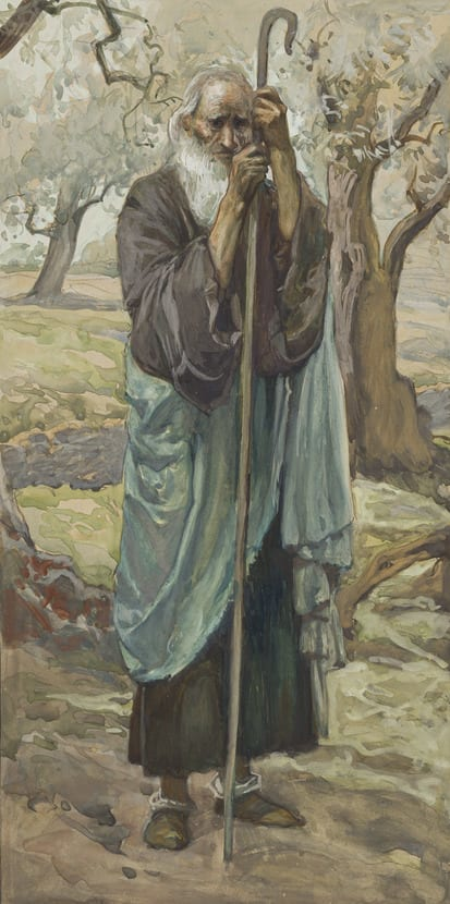 James Tissot: The Prophet Obadiah