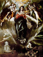 El Greco: The Immaculate Conception