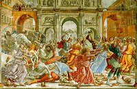 Domenico Ghirlandaio: Massacre of the Innocents