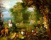 Jan Brueghel the Younger: Paradise