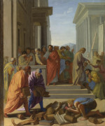 Eustache Le Sueur: Paul in Ephesus