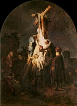 Rembrandt Harmensz. van Rijn: The Descent from the Cross
