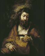Rembrandt Harmensz. van Rijn: The apostle Simon