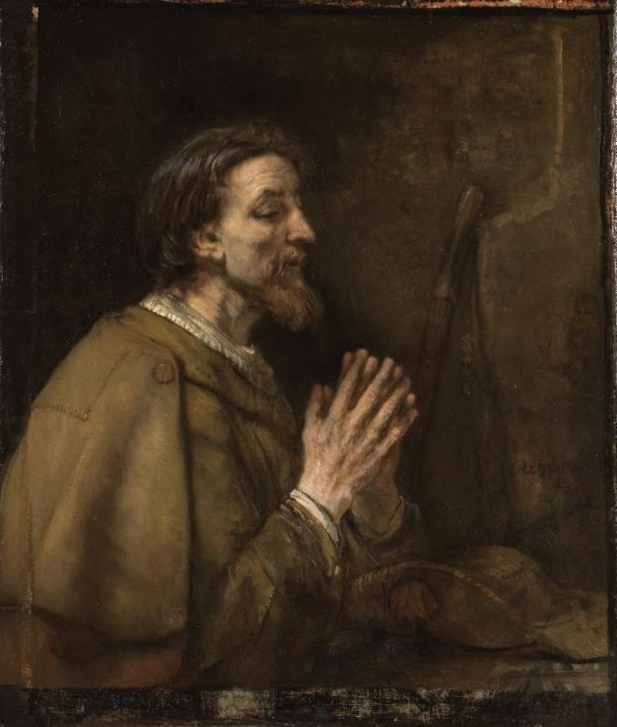 Rembrandt Harmensz. van Rijn: St James the Elder
