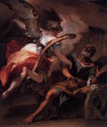 Sebastiano Ricci: The Liberation of St Peter