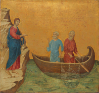 Fra Angelico: The Calling of Peter and Andrew