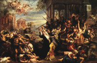 Peter Paul Rubens: Massacre of the Innocents (Munich)
