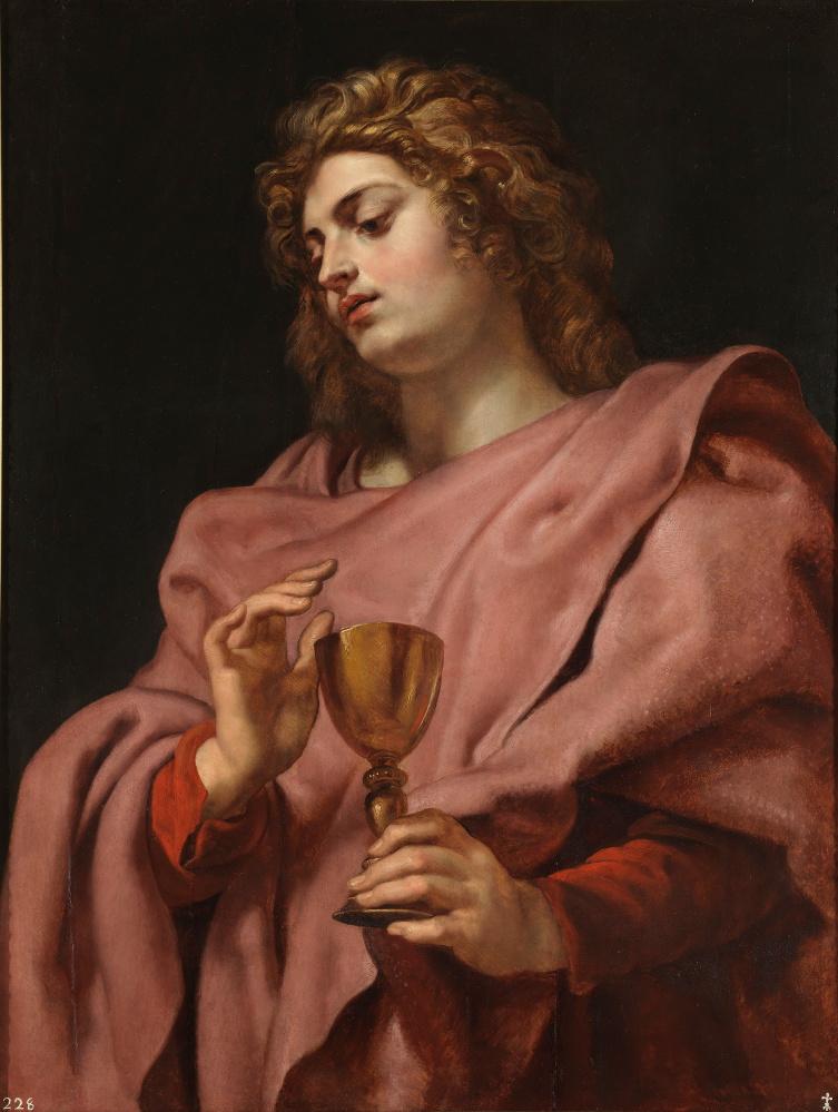 Peter Paul Rubens: St John the Apostle