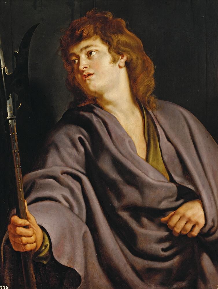 Peter Paul Rubens: St Matthew