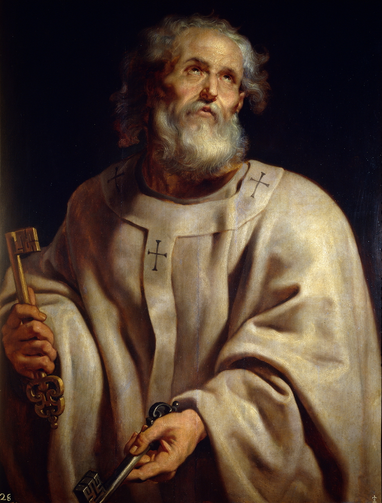 Peter Paul Rubens: St Peter