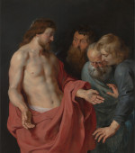Peter Paul Rubens: Doubting Thomas