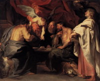 Peter Paul Rubens: The Four Evangelists