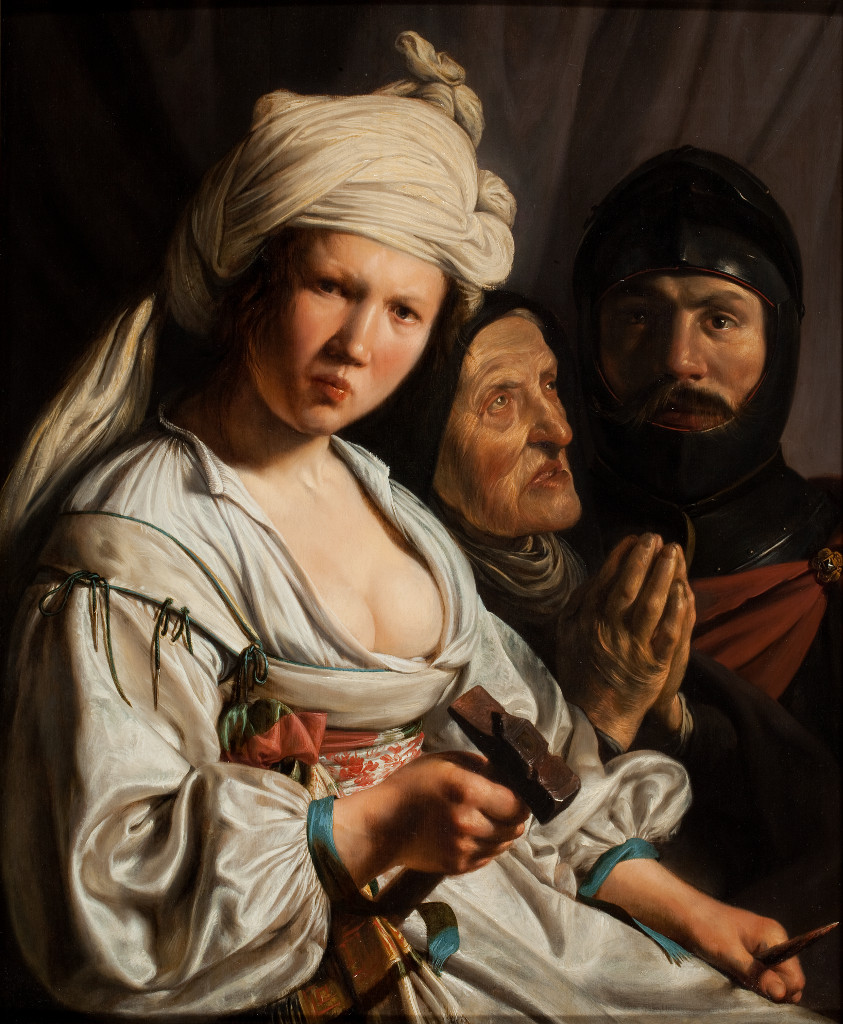 Salomon de Bray: Jael, Deborah and Barak