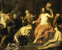 Gerard Seghers: Christ and the Penitent Sinners
