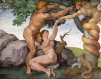 Michelangelo Buonarroti: The Fall