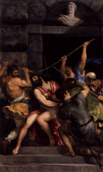 Titian: The Crowning with Thorns (1545)