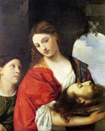 Titian: Judith with the Head of Holofernes