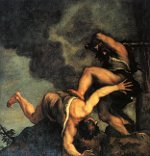 Titian: Cain and Abel