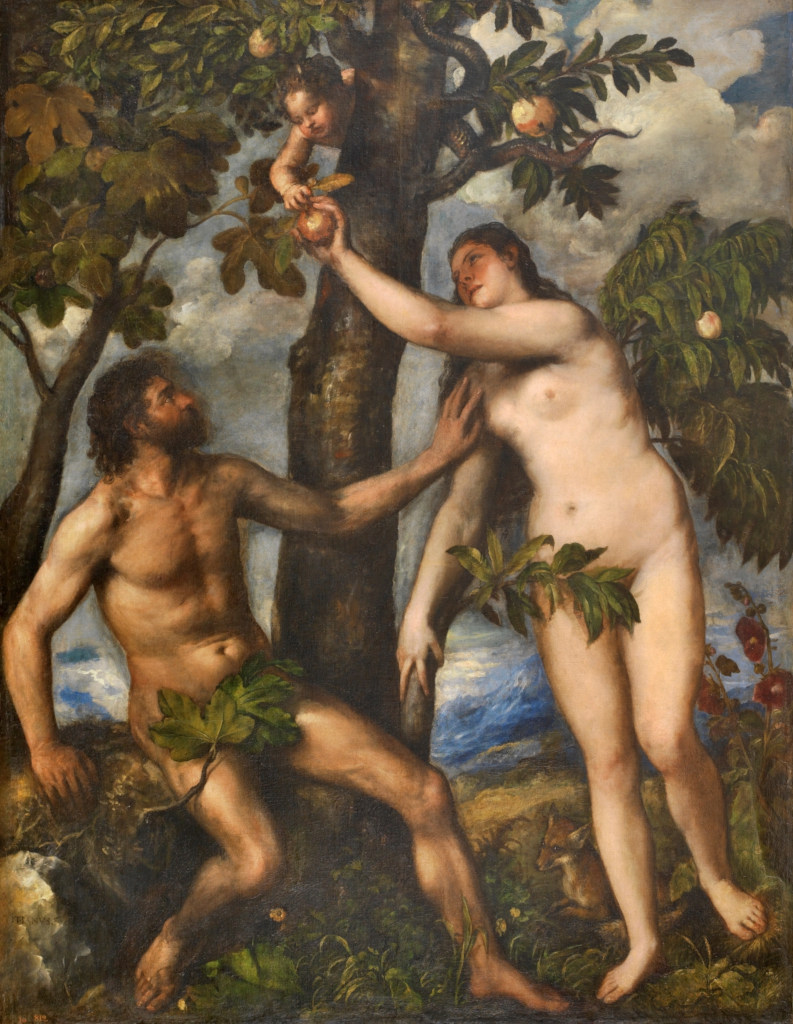 Titian: The Fall