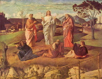 Giovanni Bellini: The Transfiguration