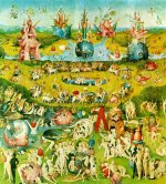 Jheronimus Bosch: Garden of Earthly Delights - central panel
