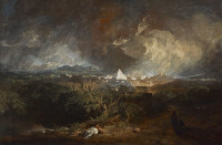 J. M. W. Turner: The Fifth Plague of Egypt
