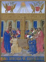 Jean Fouquet: The Apostles Receive their Mission