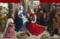 Hugo van der Goes: Adoration of the Magi