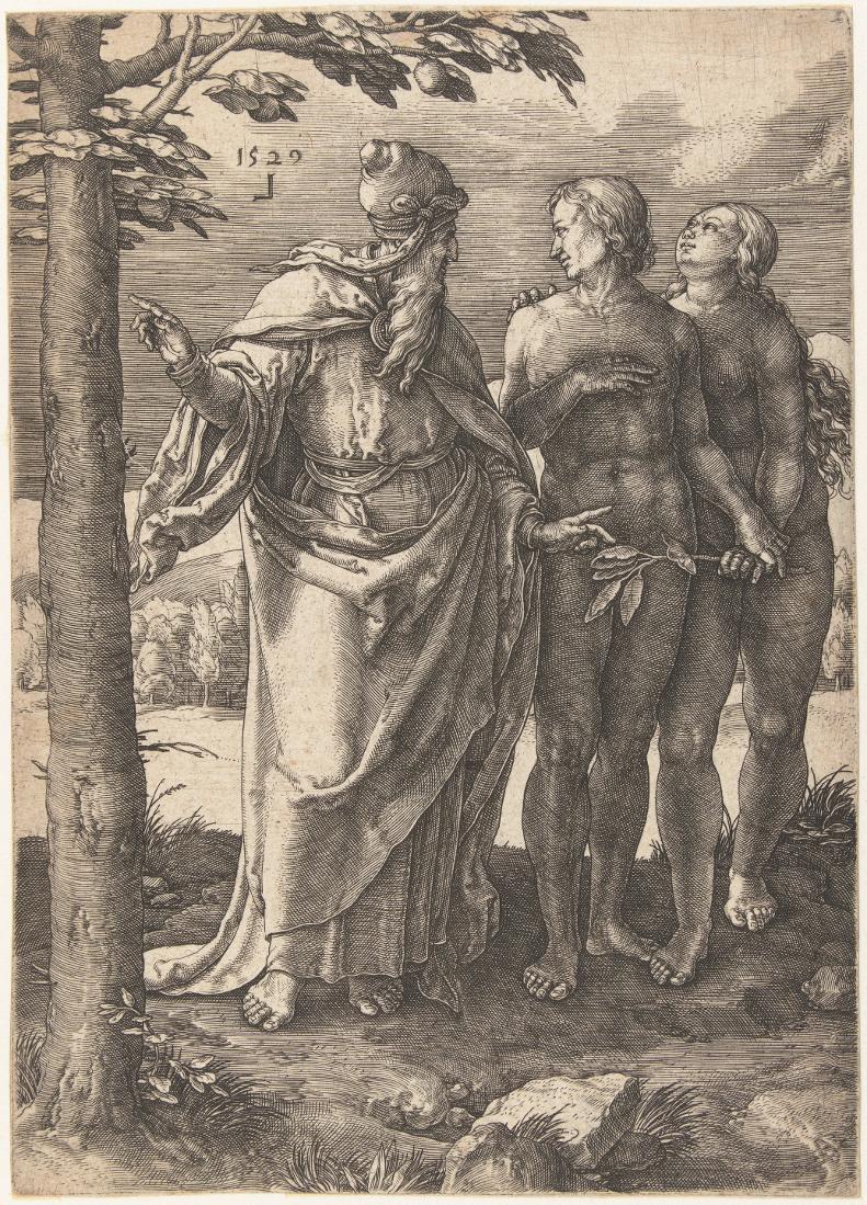 Lucas van Leyden: The Test Commandment