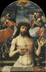 Jacob van Oostsanen: Man of Sorrows