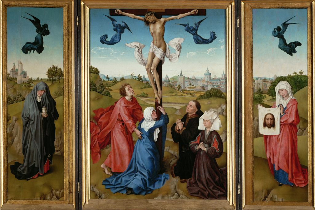 Rogier van der Weyden: The Crucifixion