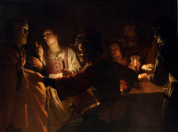 Gerard van Honthorst: The Denial of Peter