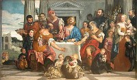 Paolo Veronese: Supper in Emmaus (1559)