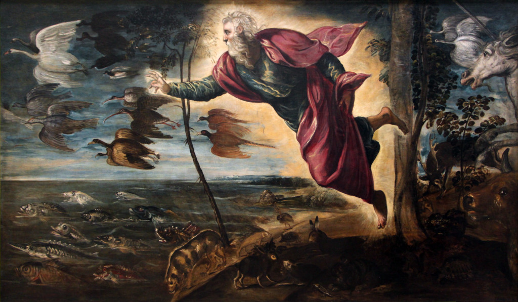 Il Tintoretto: The Creation of the Animals