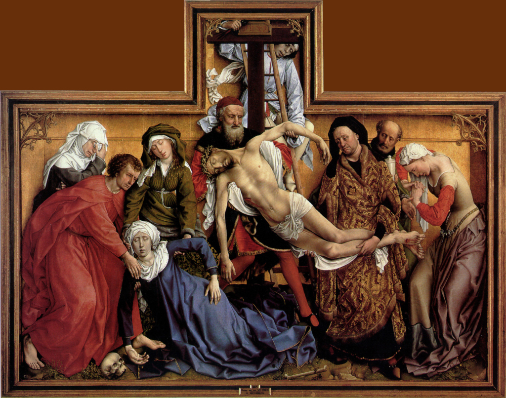 Rogier van der Weyden: The Deposition