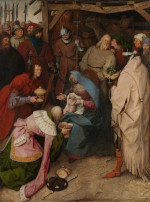 Pieter Bruegel the Elder: The Adoration of the Magi (London)