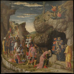 Andrea Mantegna: The Adoration of the Magi