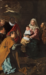 Diego Rodríguez da Silva y Velázquez: The Adoration of the Magi